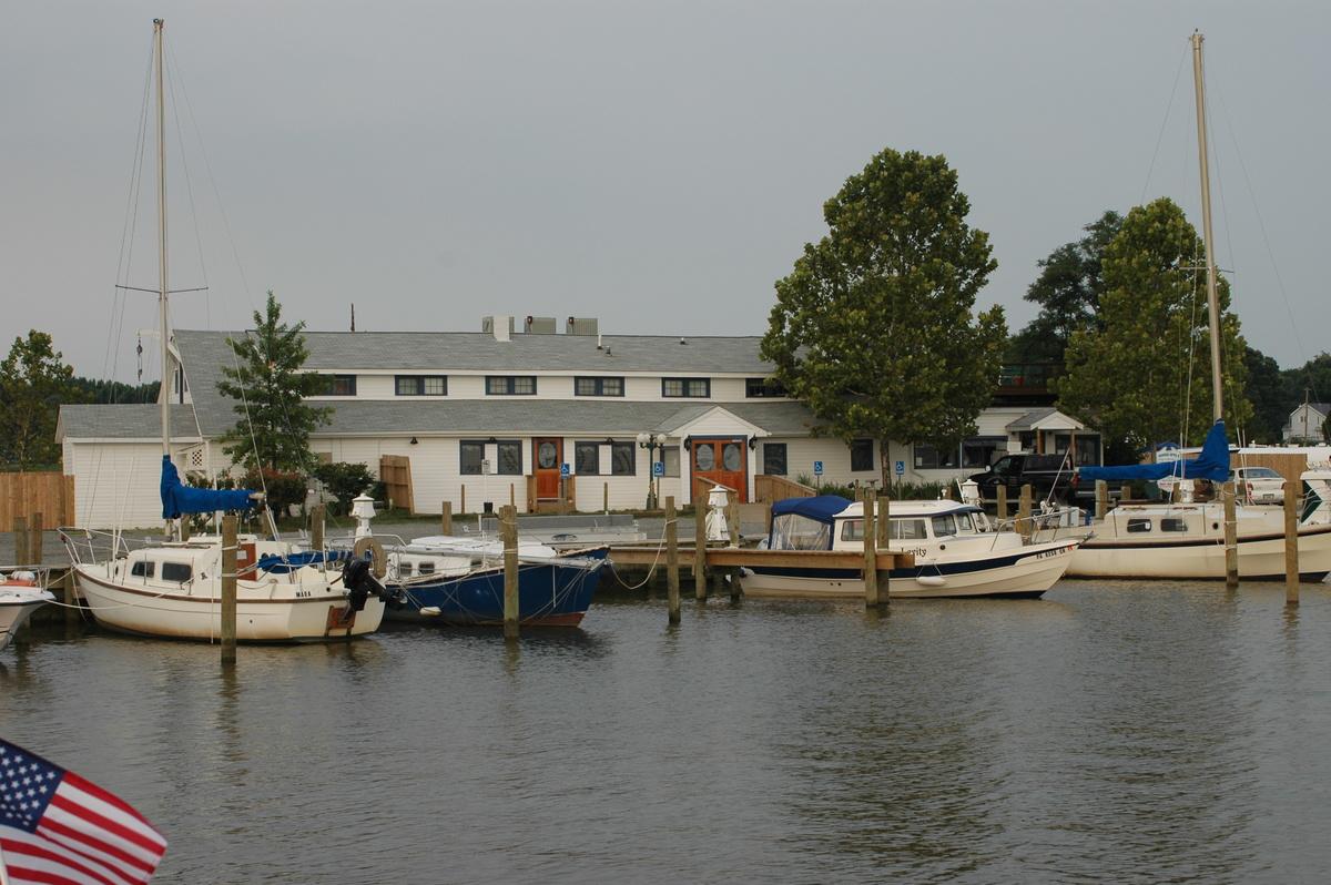 Dockside Restaurant Colonial Beach Va