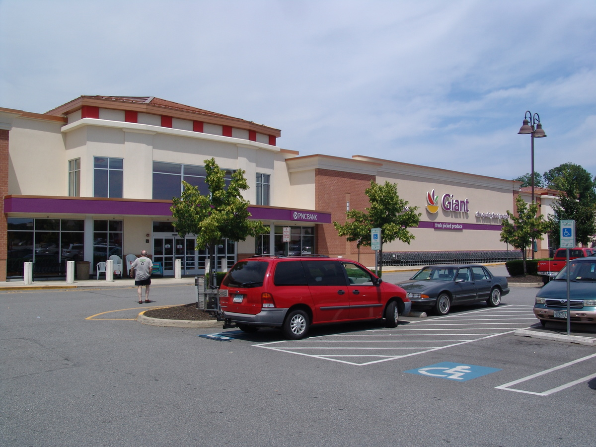 Harrison Crossing Retail Space For Lease - Fredericksburg, VA