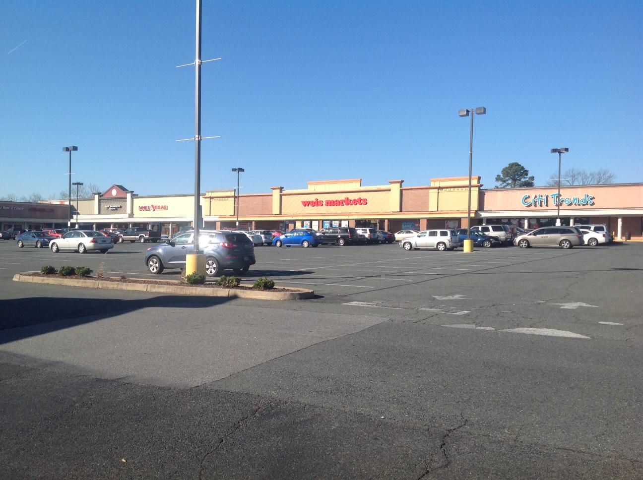 Fredericksburg Shopping Center Coldwell Banker