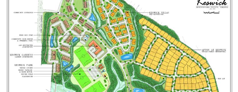 Keswick Senior Development