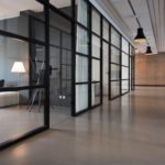Office space that real estate experts gave tips to find.