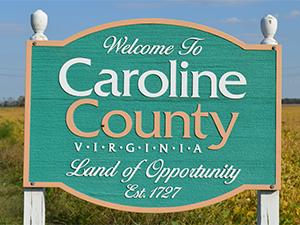 Caroline County Virginia
