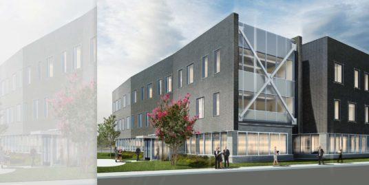 X Corp Quantico Corporate Center
