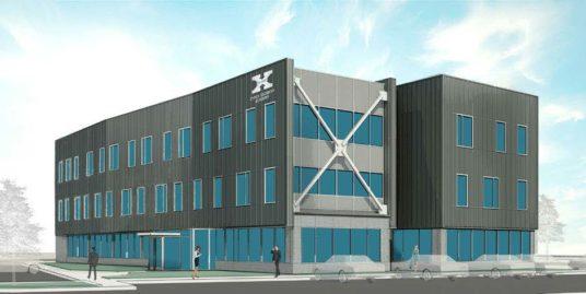 X Corp Quantico Corporate Center Auction