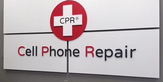 Cell Phone Repair Logo