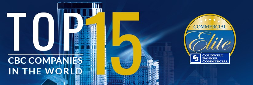 Coldwell Banker Commercial Elite Award Top 15